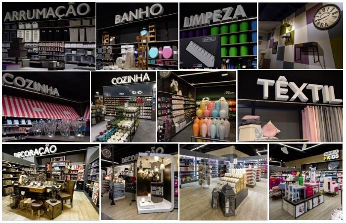 loja de decoração DeBORLA Porto