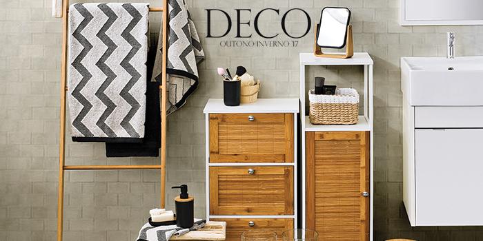catálogo de decoração - coleção textil de casa de banho