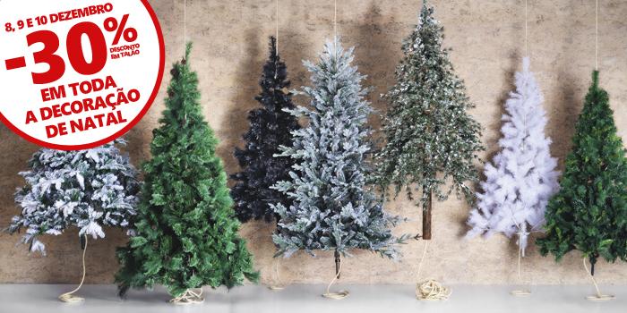 descontos na decoração de natal deborla