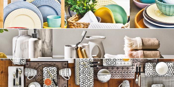 promocionais _coleção Kitchen & Living 2018 | Lojas DeBORLA