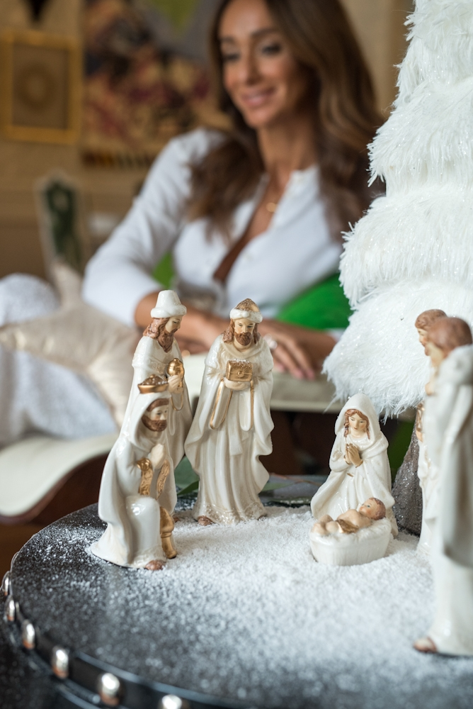 Christmas Maria Barros Lojas DeBORLA