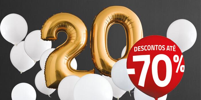 20º Aniversário DeBORLA