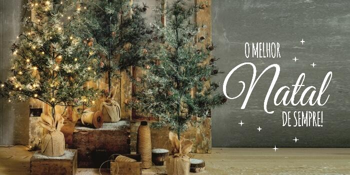 O Melhor Natal de Sempre 2019 - Árvores, Luzes, Presépios e Aldeias de Natal