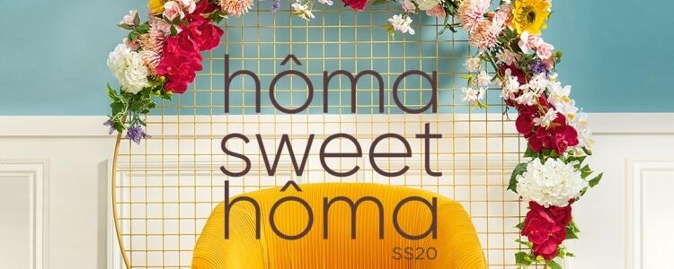 Nova coleção hôma sweet hôma