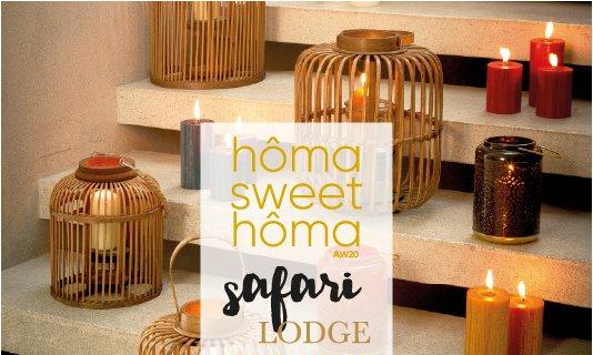 hôma sweet hôma - Safari Lodge