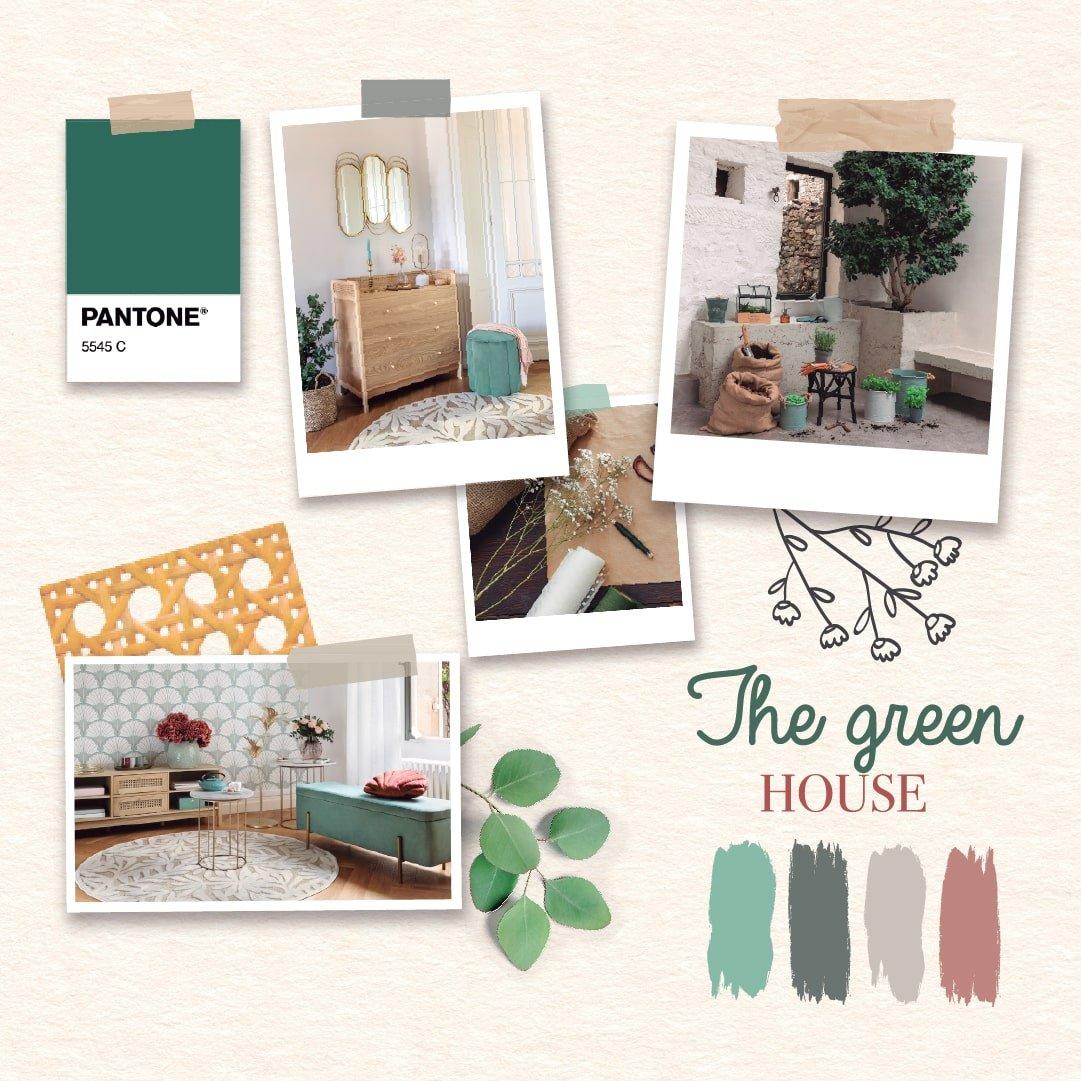 hôma sweet hôma The Green House