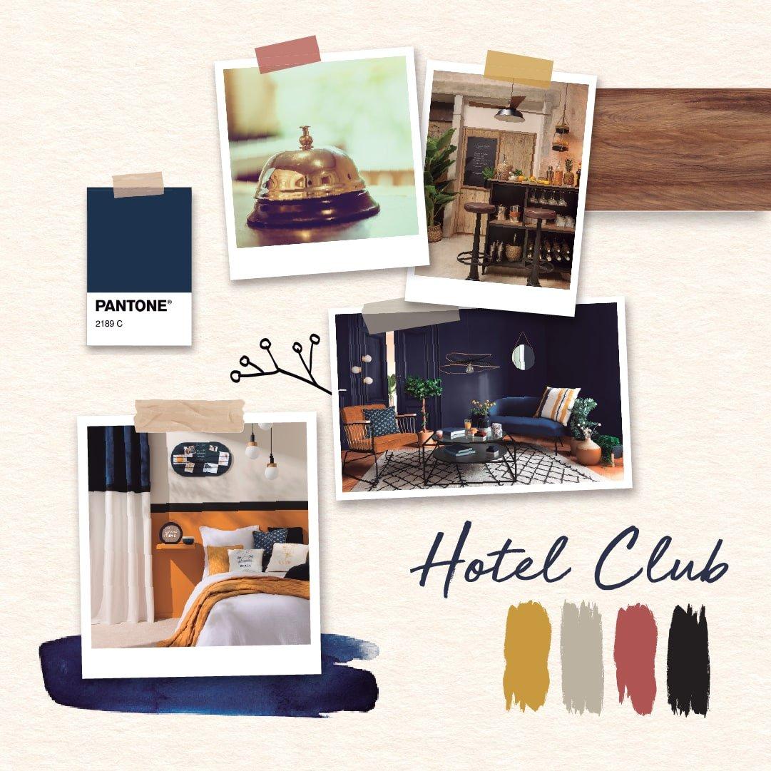 hôma sweet hôma Hotel Club
